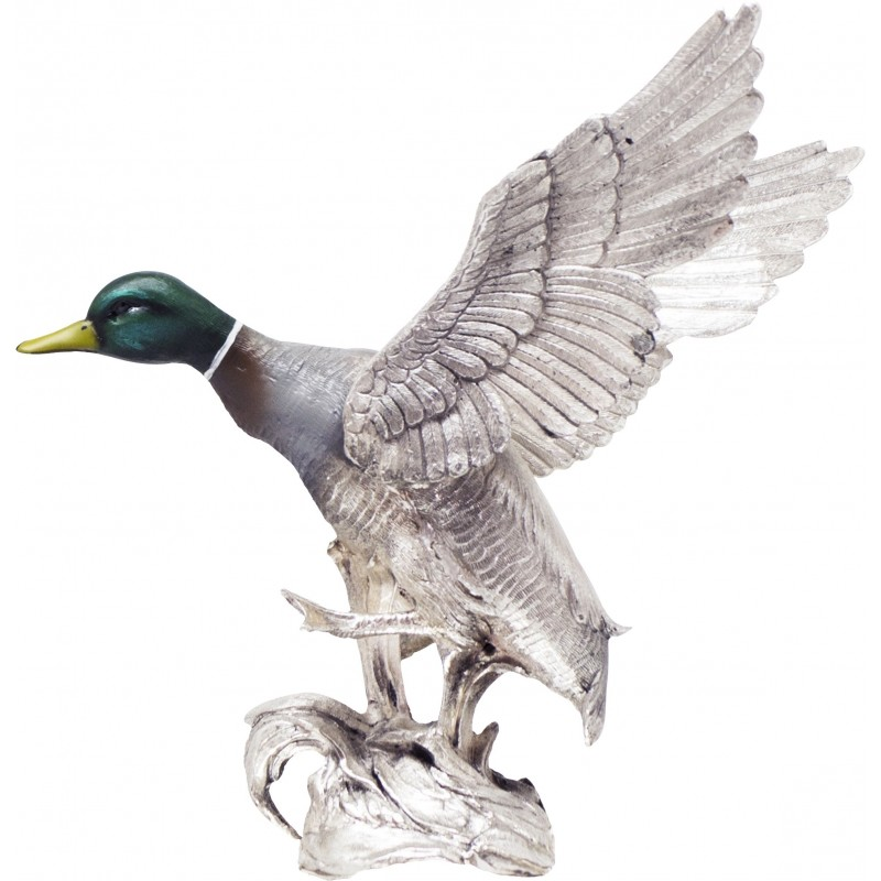 Male Mallard Sculpture