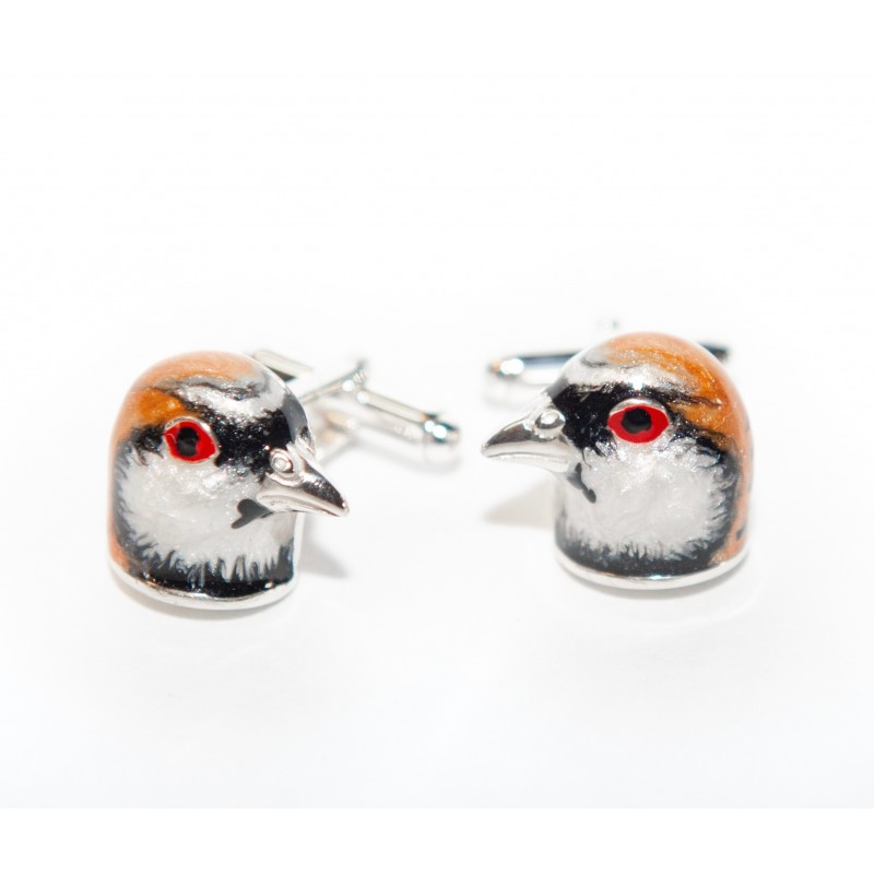 Partridge Cufflinks