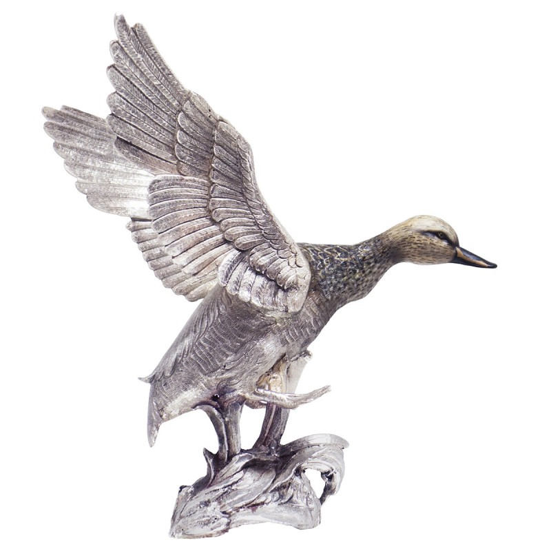 Female Mallard Sculpture
